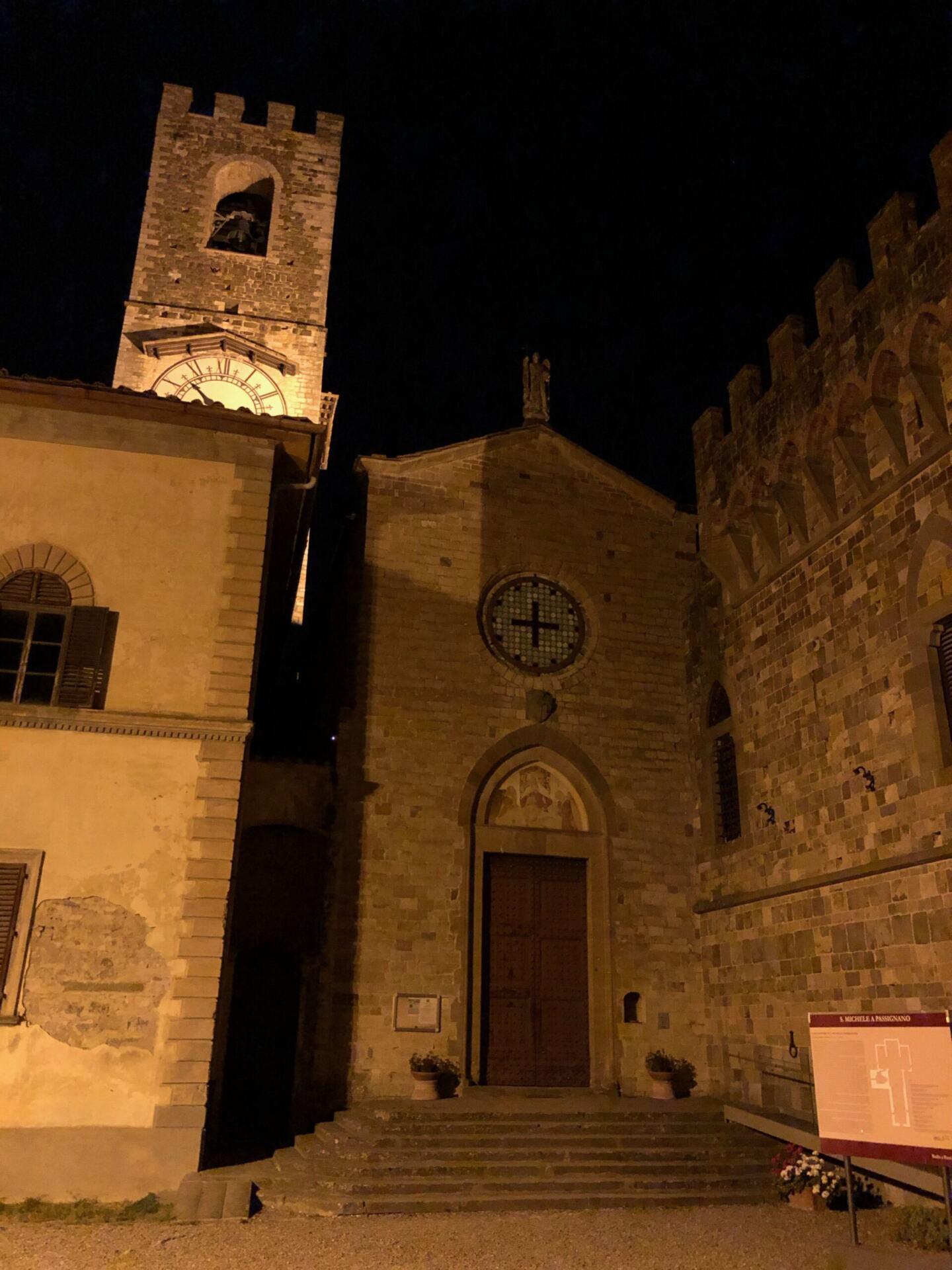 Antinori Abbey
