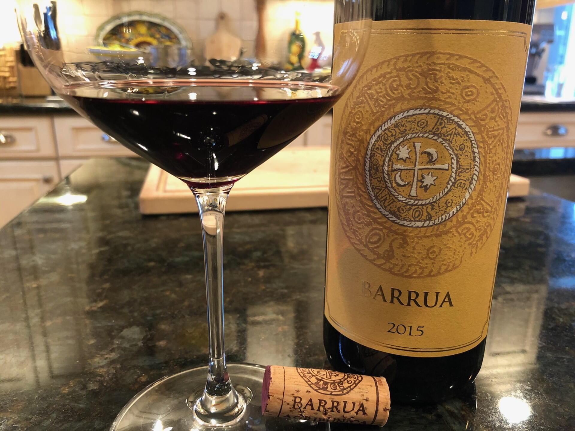 Barrua in the bottle