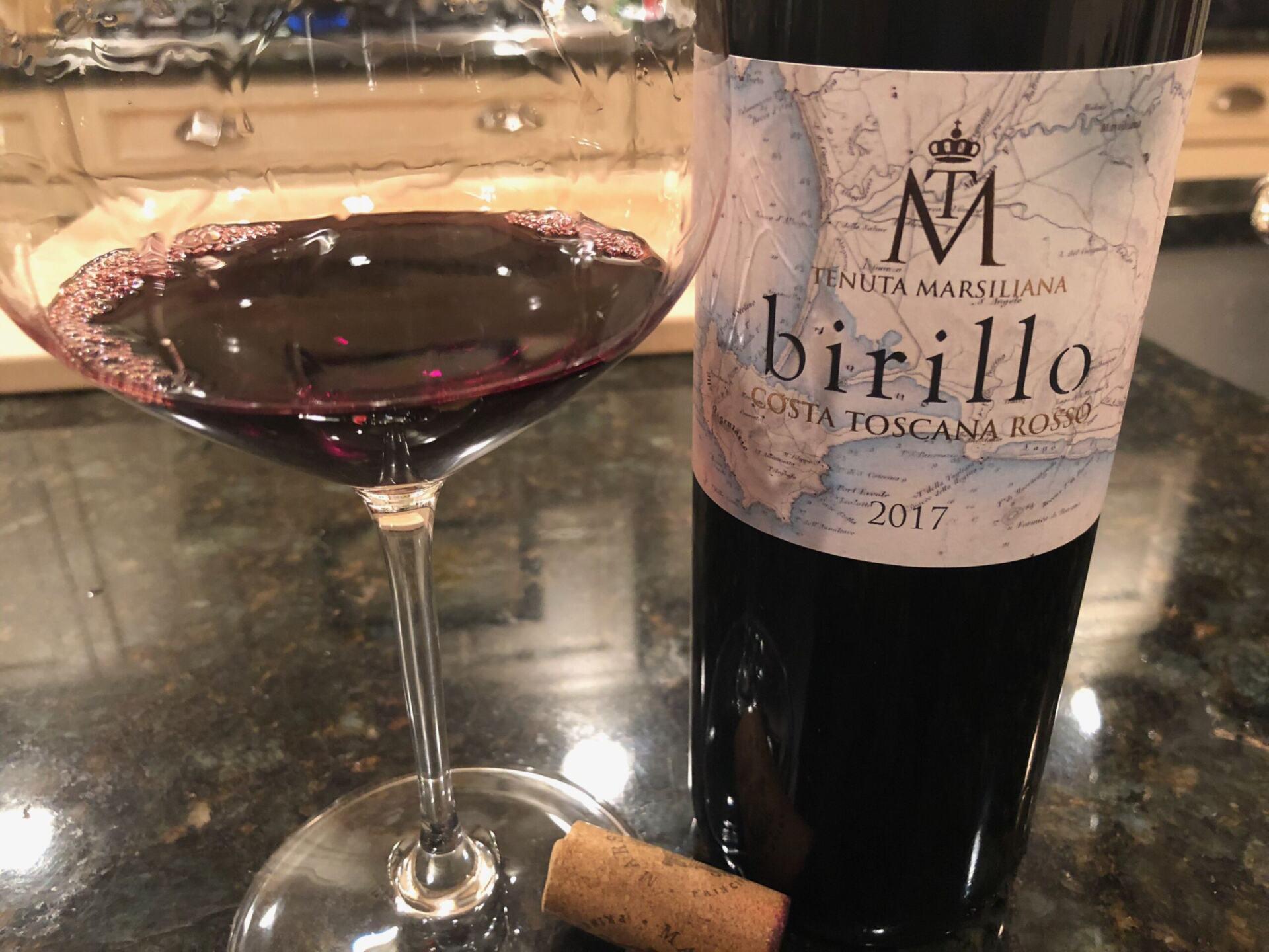 Wine Review Birillo