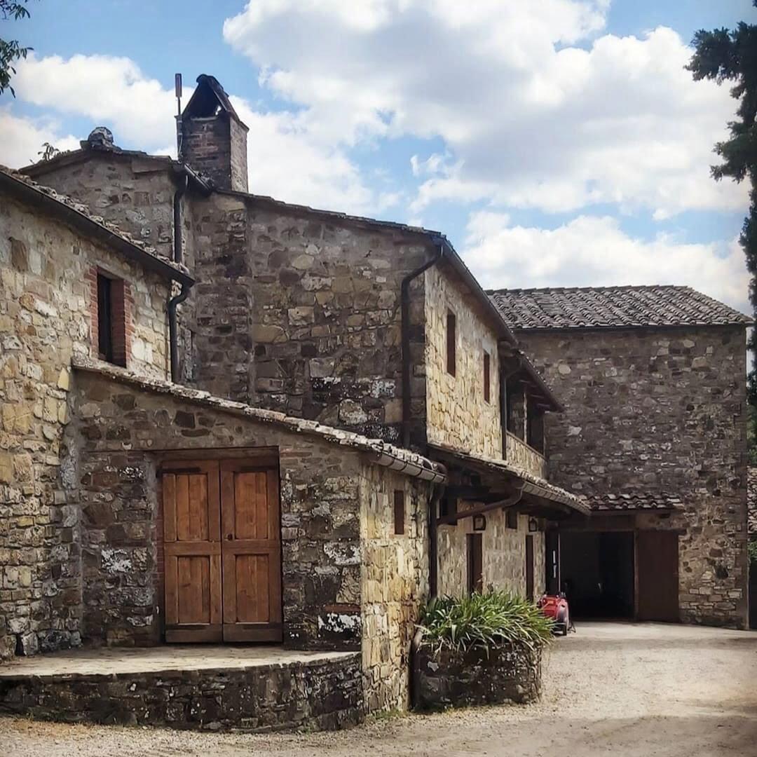 ~ Castellare Wine Cellar ~