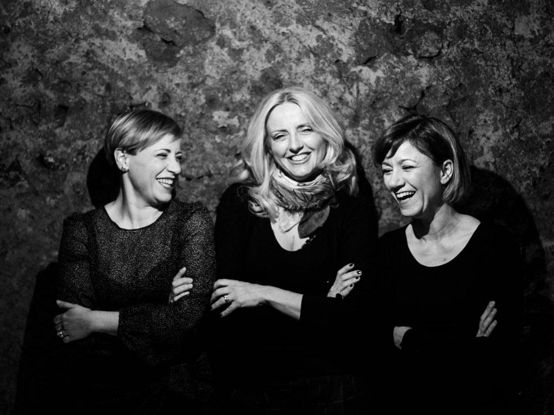 The Cotarella daughters of Montiano