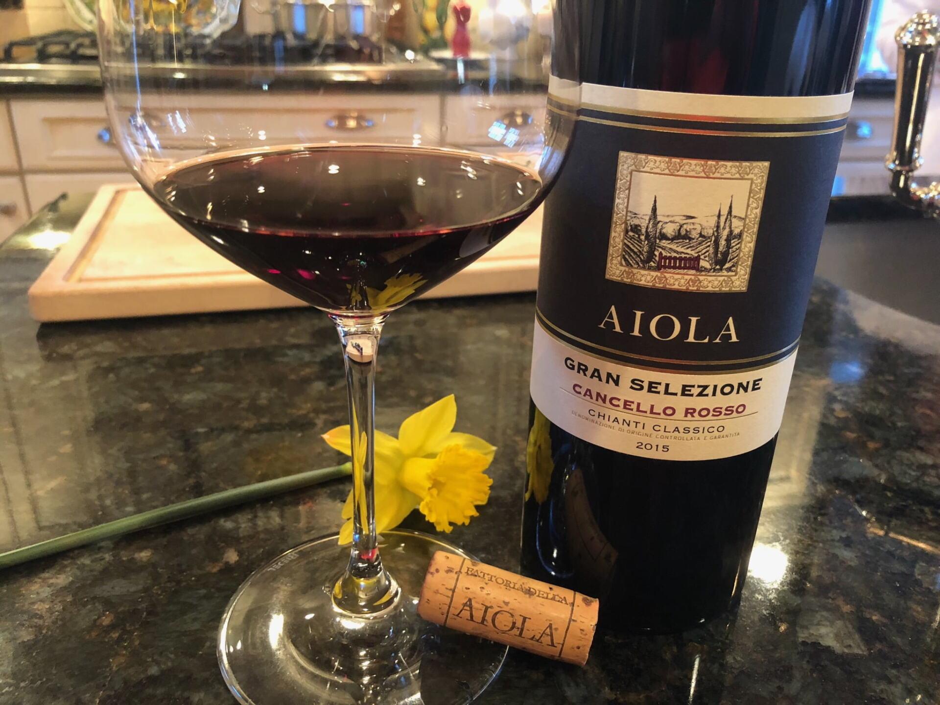 Fattoria wine Gran Selezione