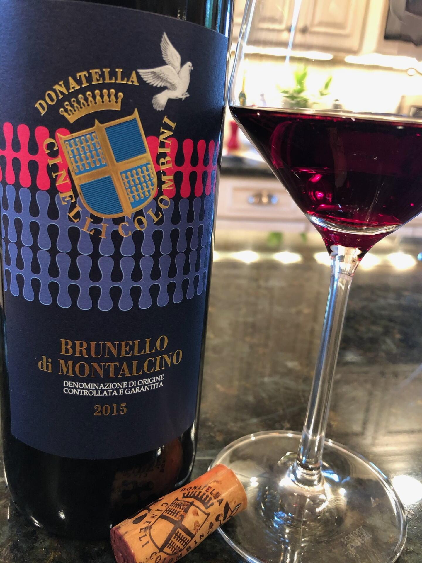 Donatella Brunello in glass