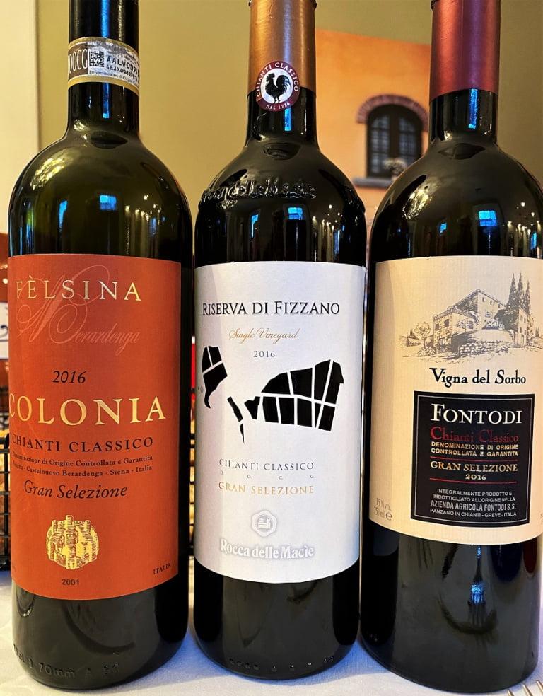 Tuscan Vines Open House Flight #1