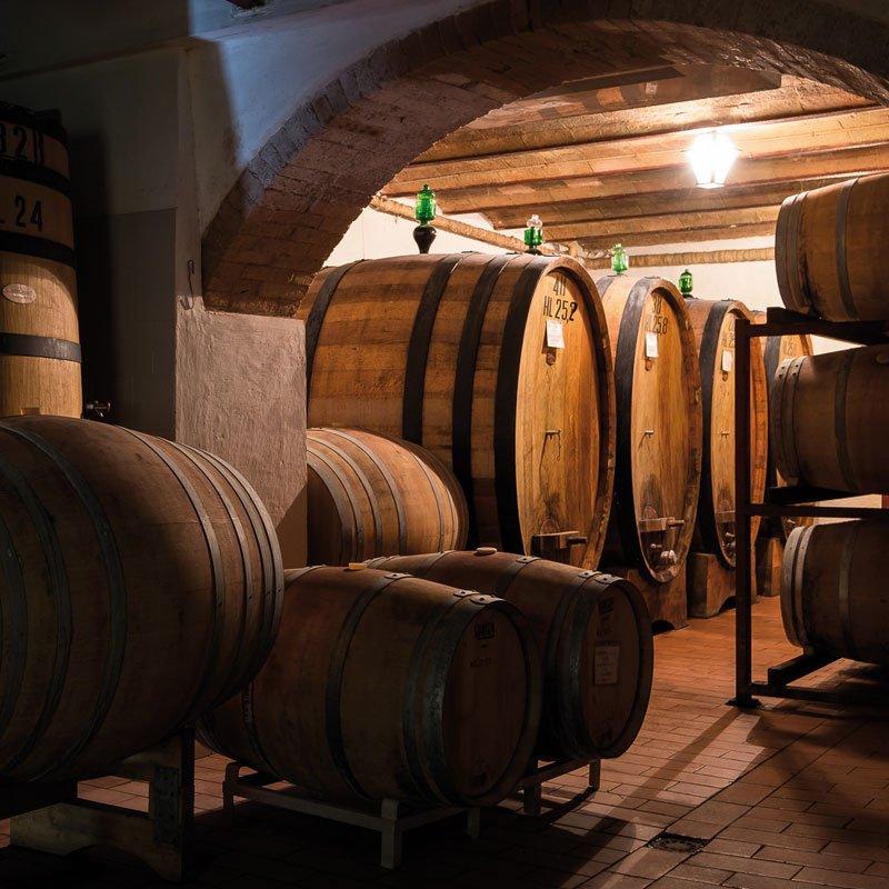 Fossacolle Wine Cellar