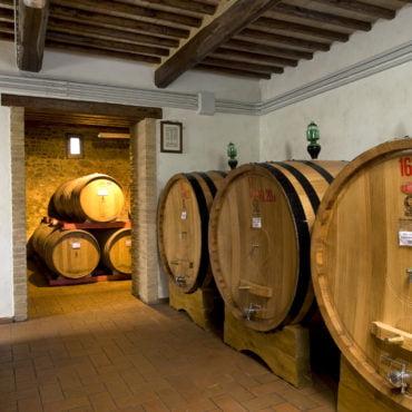 Fuligni Cellar