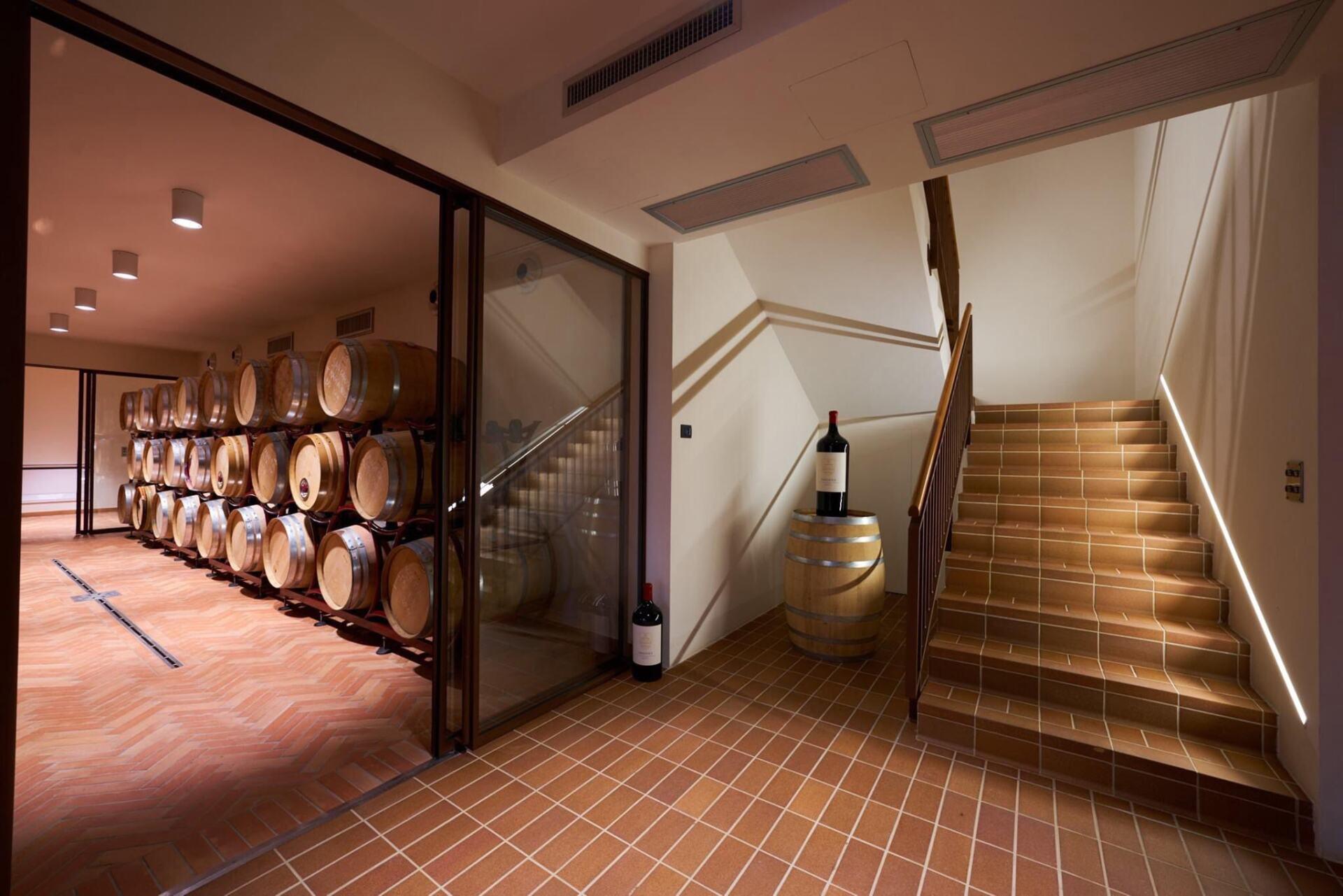 Gagliole Cellar