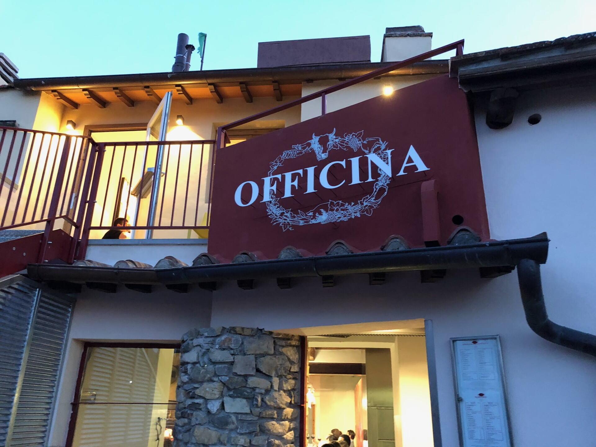 Dario's Restaurant in Panzano