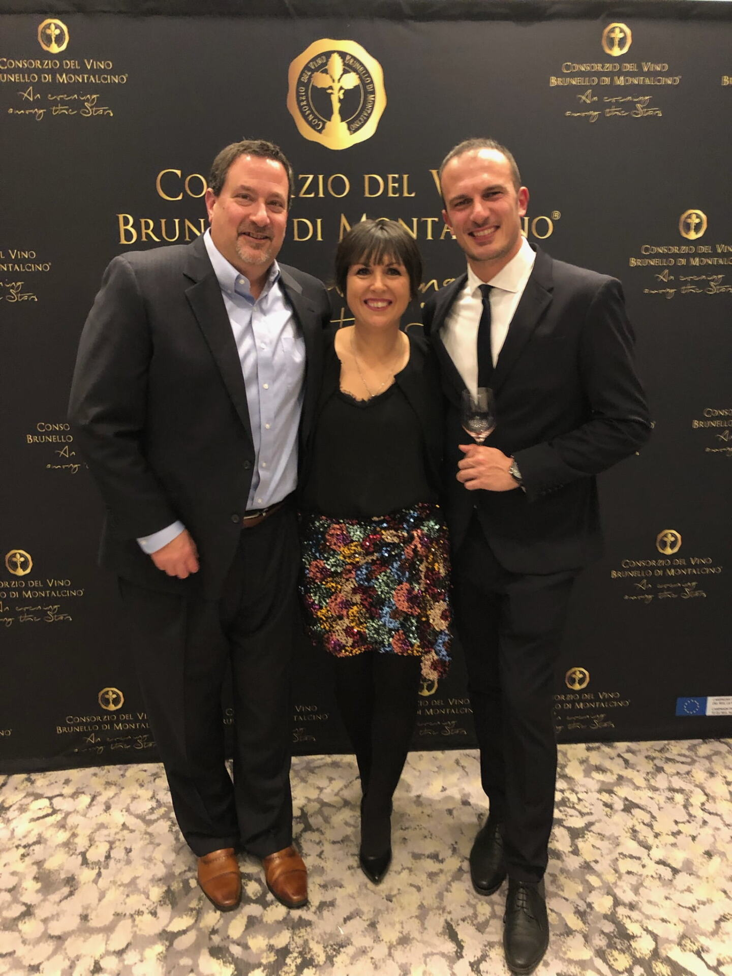 Red Carpet of Brunello winemakers