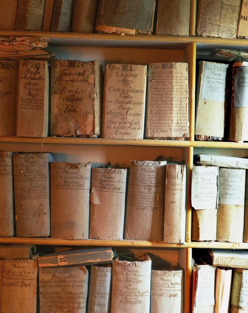 Mazzei Library