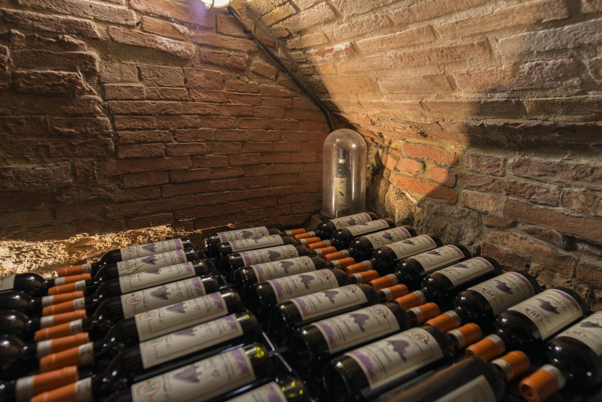 Vino Nobile Cellar
