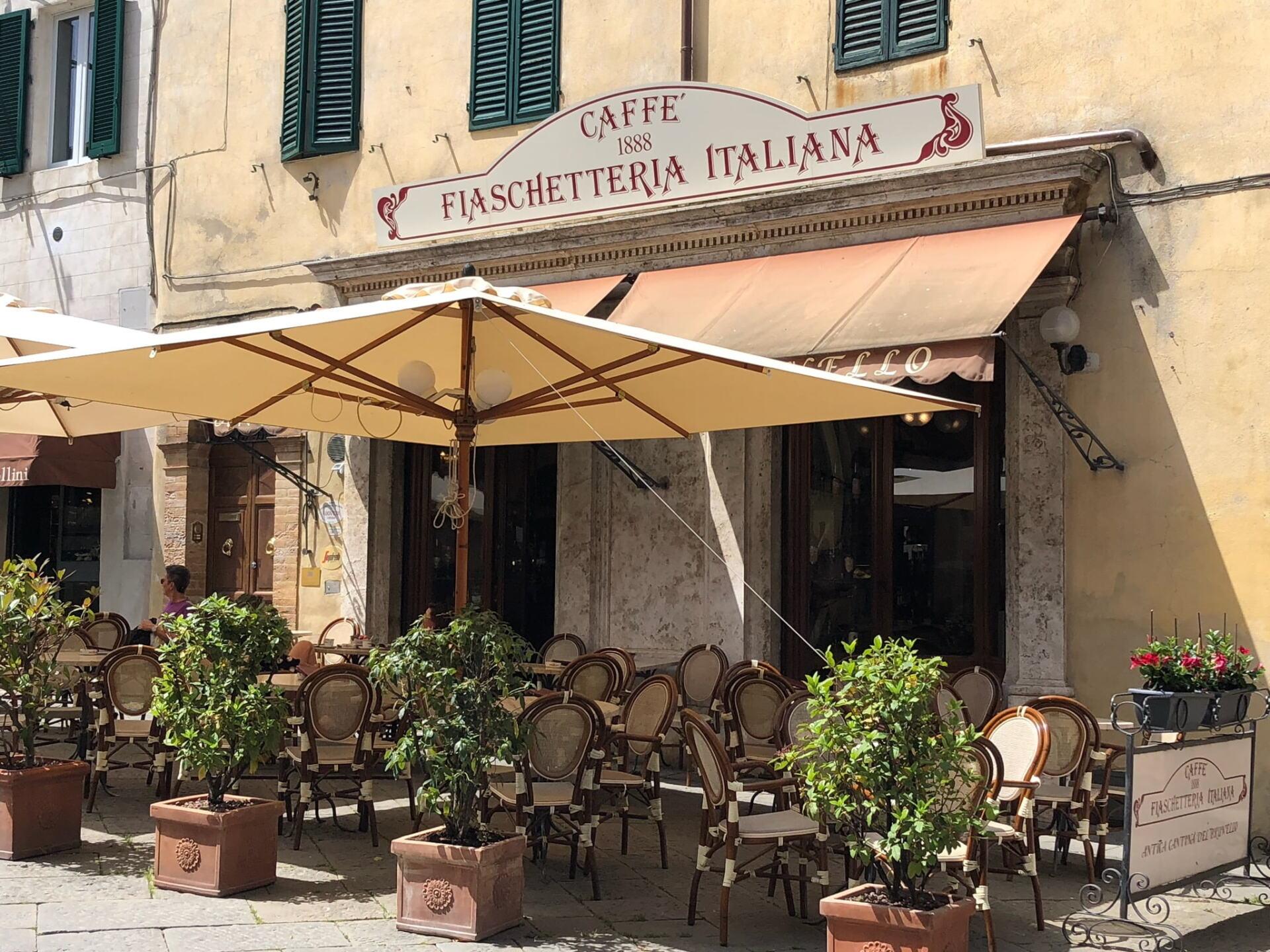 Italy, Montalcino