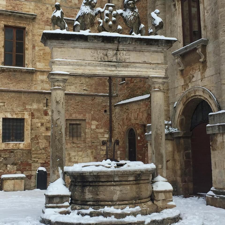 Piazza Grande Montepulciano