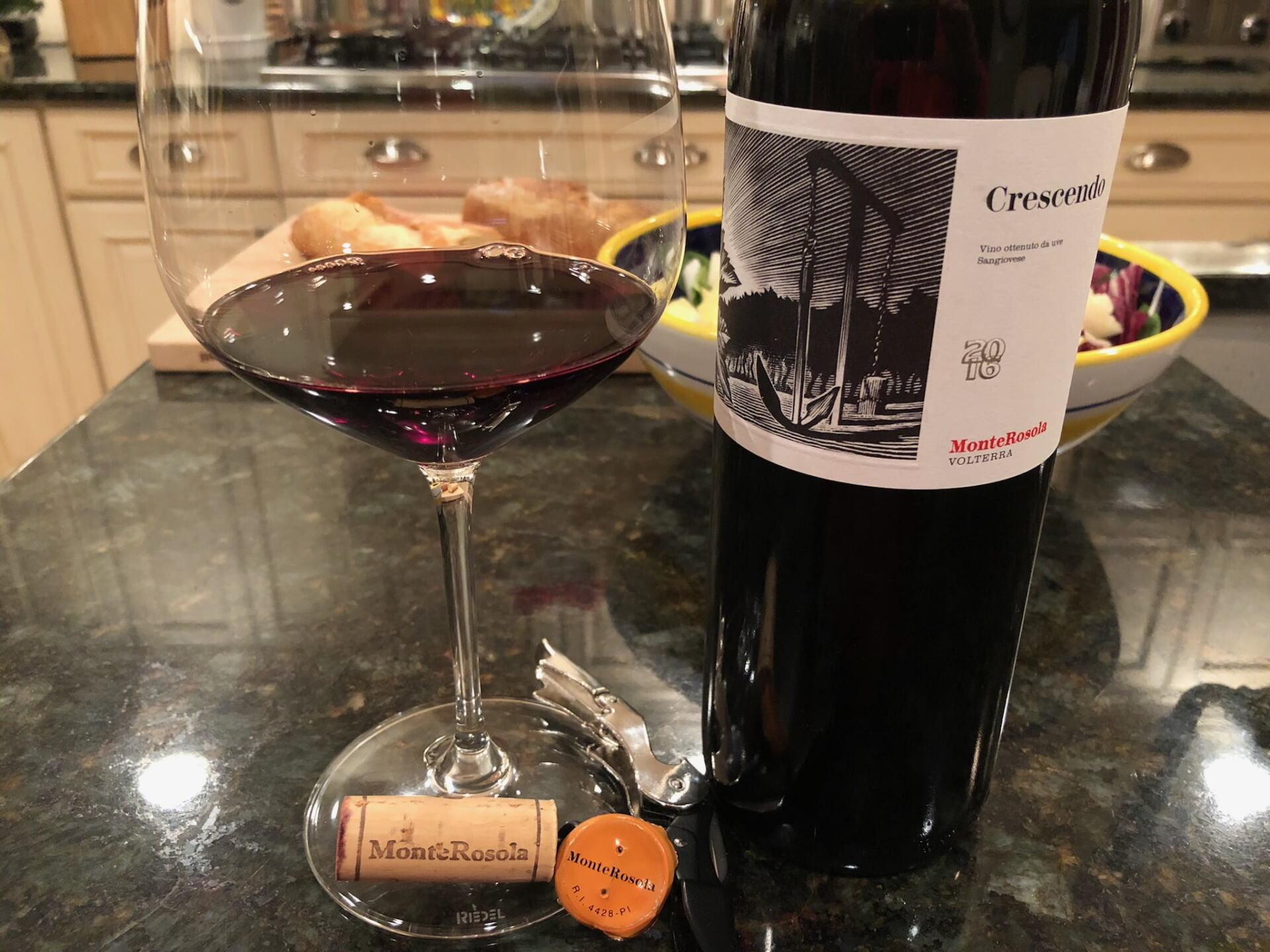 Crescendo wine