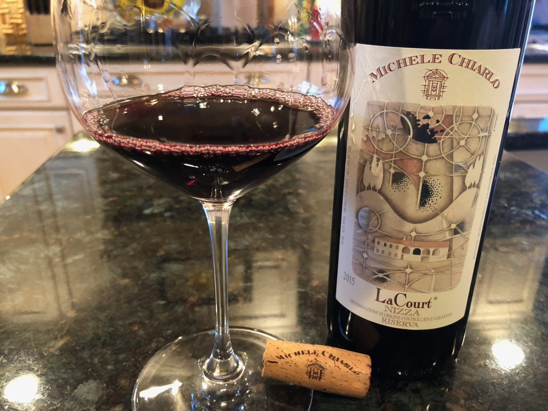 Michele Chiarlo Nizza Barbera