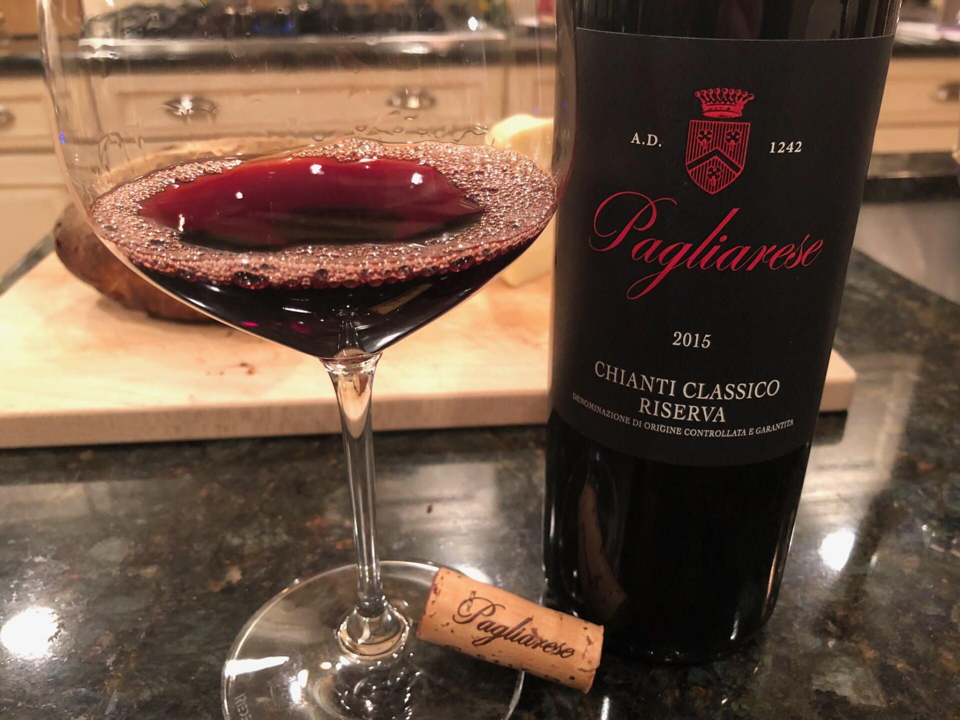 Pagliarese Wine