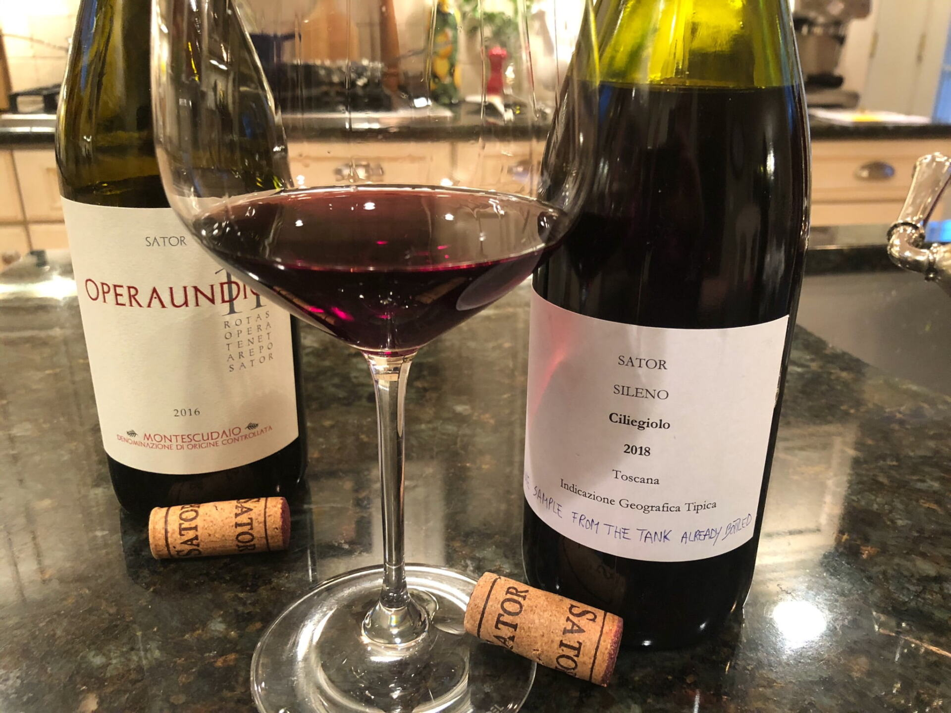 Sator Wine