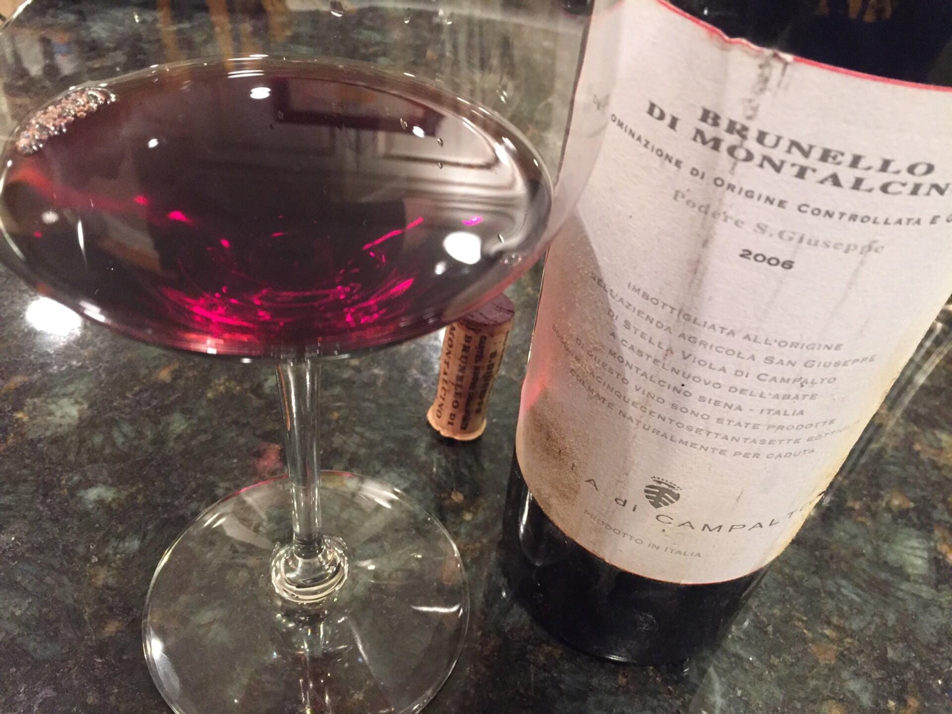 Stella di Campalto Wine