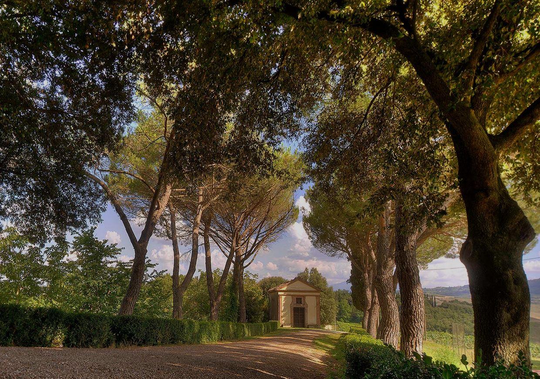 Tricerchi Brunello Castle