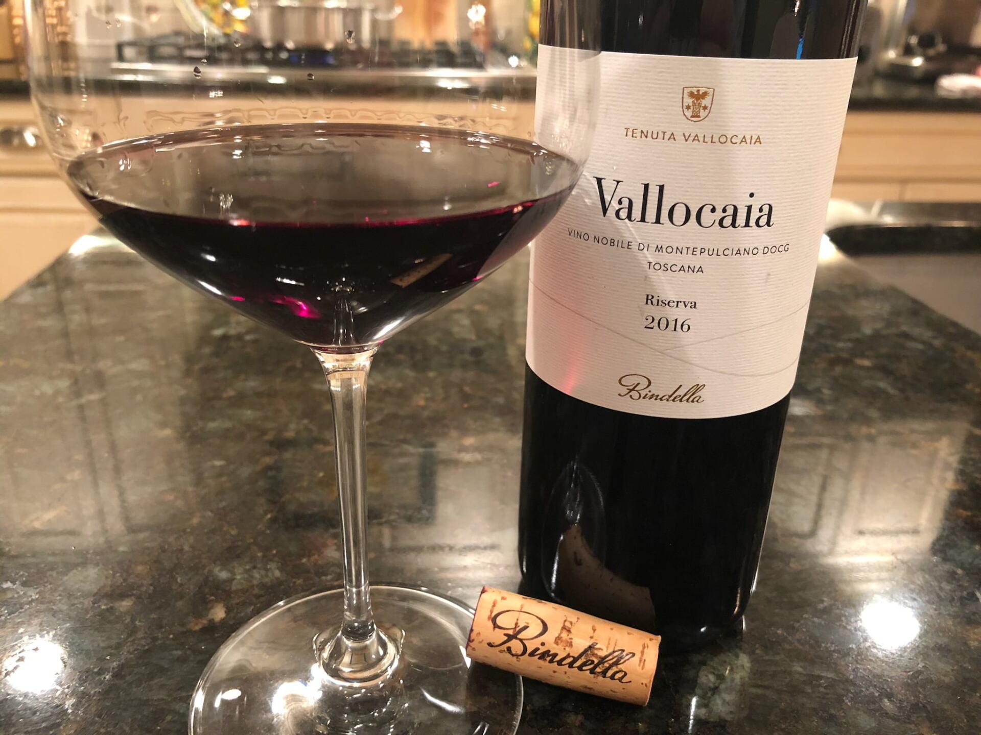Vallocaia Vino Nobile