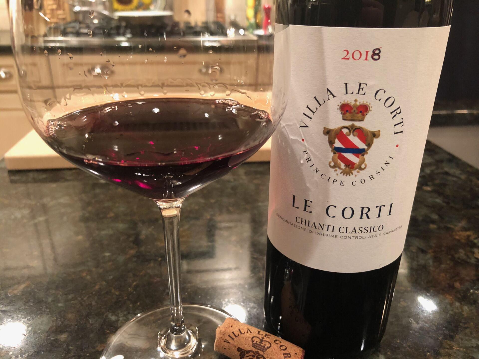 Wine Review Chianti Classico