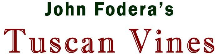 John Fodera's Tuscan Vines