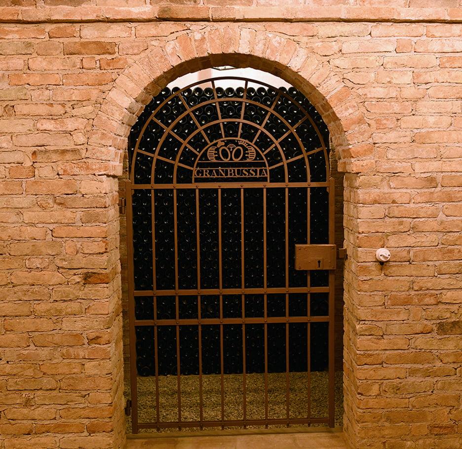 Aldo Conterno Granbussia gate